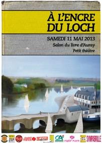 À l'encre du Loch /// Salon du livre d'Auray