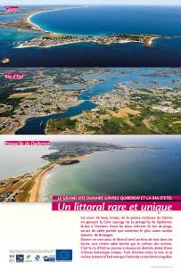 Exposition Grand site dunaire Gâvres, Ria d'Etel, Quiberon